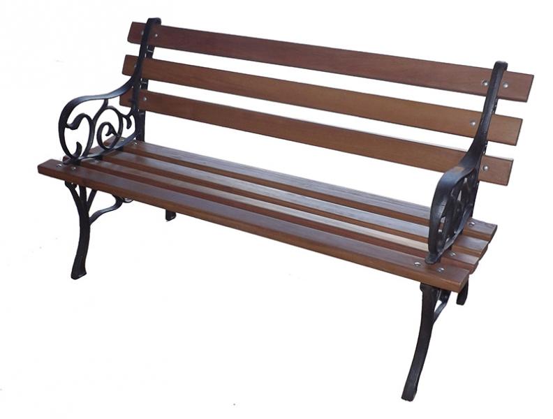 banco de jardim madeira e ferro:Seixos – Acessórios em Madeira – BANCO DE JARDIM – Bancos para Jardim